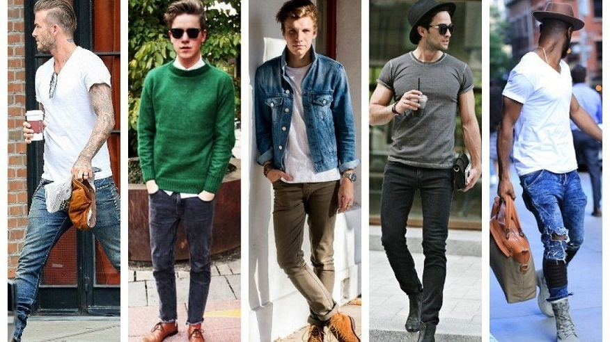 Men's Casual Style Tips