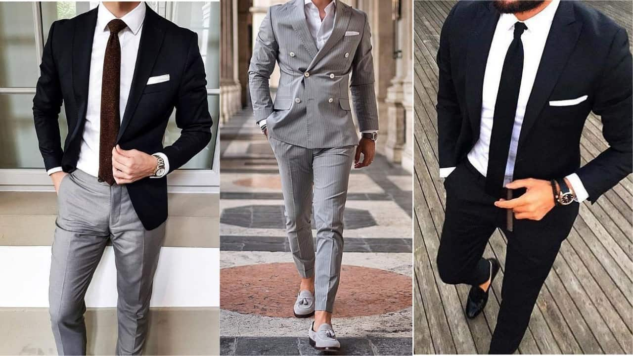 Basic Guide To Style Suit For Men's