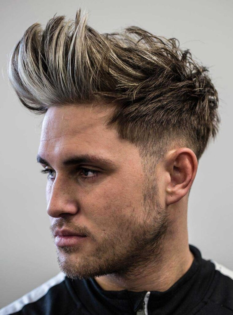 Top 10 Cool Drop Fade Hairstyles For Men